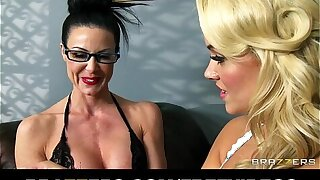 Kendra gets a naming everywhere femdom and strap-on anal