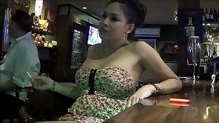 TS Filipina Sex Hook Up Simmering Shemale