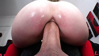 ANAL Unescorted Advanced anal with hot blonde Rebel Rhyder